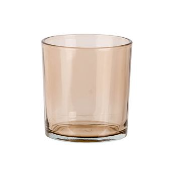 Cosy @ Home Bougeoir Spring Fume D7xh8cm Verre