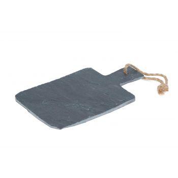 Cosy & Trendy Planche A Servir Mini Ardoise 14.2x11cm