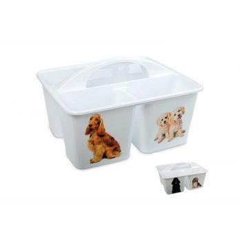 Hega Hogar Pet Boite A Provisions Multi-usage Types