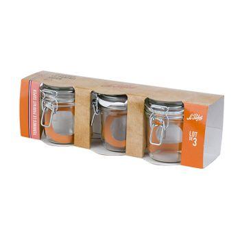 Le Parfait Supe Bocal Conservation 275 Set 3
