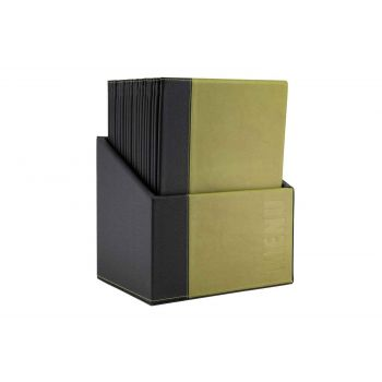 Securit Trendy Support Menu Vert 34x24,6xh,4cm