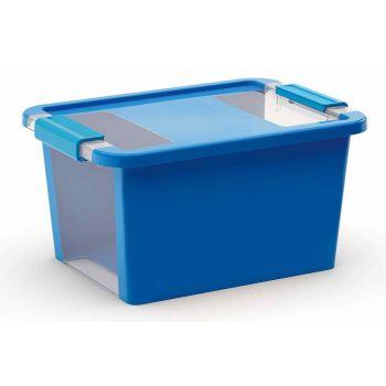 Kis Bi-box Box De Rangement S Bleu 11l 36,5x