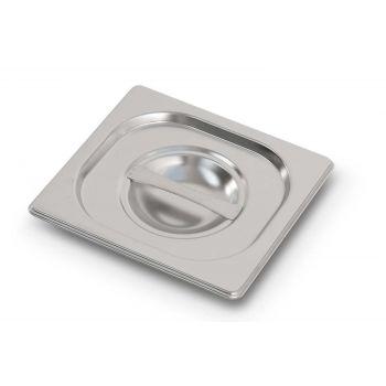Plastibac Promo Line Gn1-6 Couvercle Inox