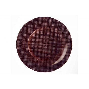Bormioli Inca Assiette Cherry  D31xh1,5cm
