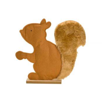 Cosy @ Home Ecureuil Camel 25x4,5xh27cm Feutre