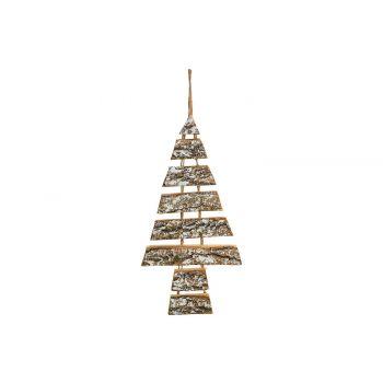 Cosy @ Home Suspension Christmas Tree Snowy Naturel