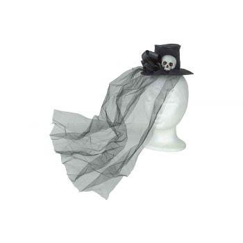 Cosy @ Home Chapeau Skull Noir 180x180xh100cm Textil