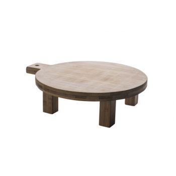 Cosy & Trendy Mini Table En Bambou D25xh8cm
