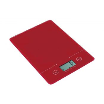 Cosy & Trendy Balance Cuisine Electr. Rouge 5kg-1g