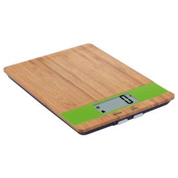Cosy & Trendy Balance De Cuisine Electr. Bamboo-vert