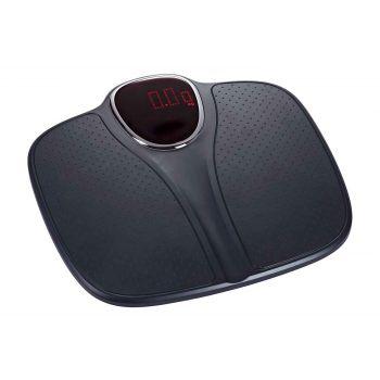 Cosy & Trendy Pese-personne Noir 34x34xh2,8cm Electr.