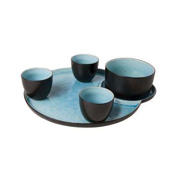 Cosy & Trendy Laguna Azzurro Set Apero 5 Pieces