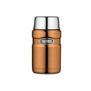 Thermos King Porte Aliment Cuivre Xl 710ml
