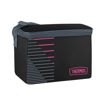 Thermos Value Sac Isotherme Noir_rose 4l