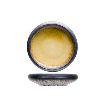 Cosy & Trendy Fervido Yellow Coupelle Apero D9,6xh3,5