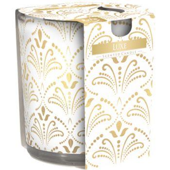Cosy & Trendy Ct Bougie Parfum Verre Luxe 22h D7xh8cm