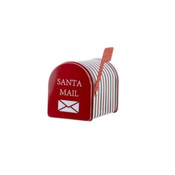 Cosy @ Home Boite Aux Lettres Box Santa Mail Rouge 1