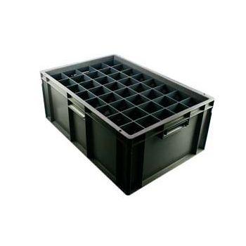 Allibert Bacs 600x400x235 Pour 24 Verres 215mm