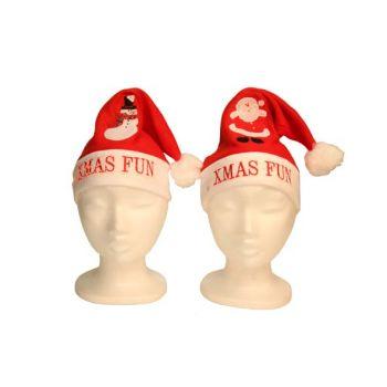 Cosy @ Home Bonnet De Noel Xmas Fun Et Lumieres 2 Types