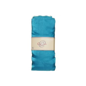 Cosy @ Home Etoffe Deco Organza 1.5x3m Turquoise