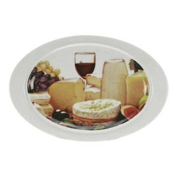 Cosy & Trendy Cheese Assiette Fromage 25,5x17,5cm