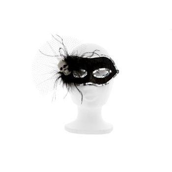 Cosy @ Home Masque+tete De Mort Noir&argent