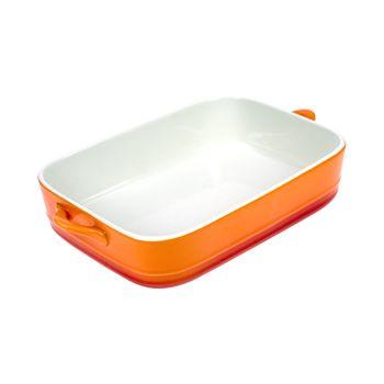 Cosy & Trendy Orange  Plat A Gratin Rect.26,5x19x5,5