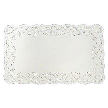 Cosy & Trendy Co&tr Papier Dentelle Rect.19x30 -set 24