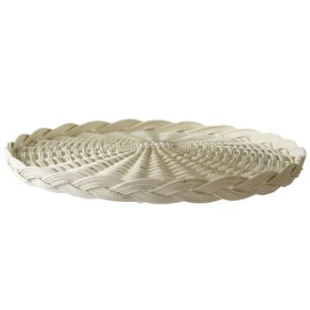 Cosy @ Home Plateau A Fromage Rond Paille D40cm