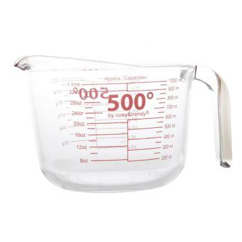 500° 500° Mesure Graduee 1000ml  D14.5xh12cm