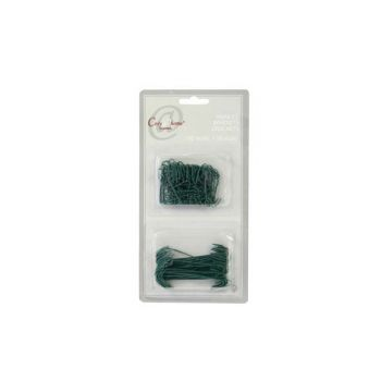 Cosy @ Home Crochets 50xgrand+100xcourant Vert