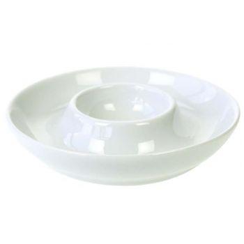 Cosy & Trendy Coquetier Blanc D4,5-10,5cm Set 4