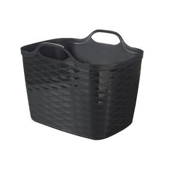 Curver Flexi Basket Noir 43x35xh33cm