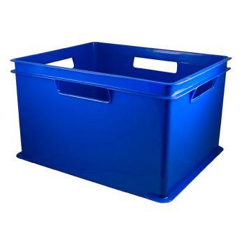 Cosy & Trendy Hobbybox Bleu R -43,5(l)x35,5(b)x20,5(h)