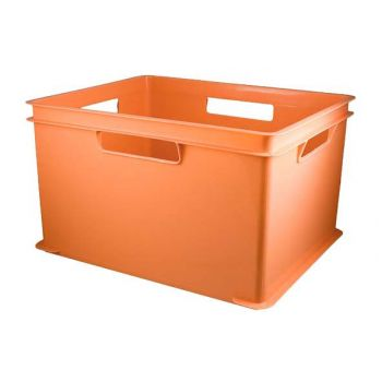 Cosy & Trendy Hobbybox Orange -43,5(l)x35,5(b)x20,5(h)