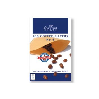 Finum Finum 100 Filtres A Cafe Nr4