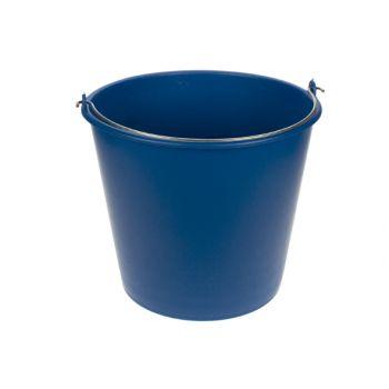 Hega Hogar Seau Flexible 6l Dia 23 - H17,5cm Bleu