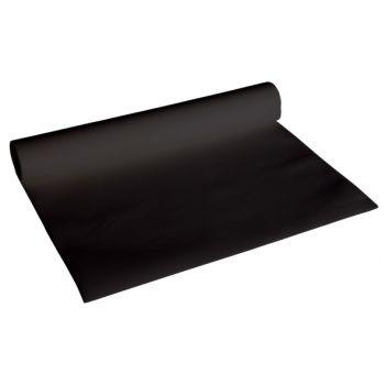 Cosy & Trendy For Professionals Ct Prof Chemin De Table Noir 0,4x4,8m