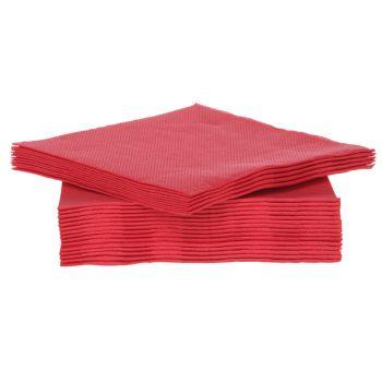 Cosy & Trendy For Professionals Ct Prof Serviette Tt S40 25x25cm Rouge