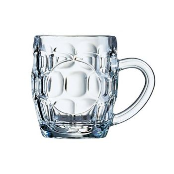 Arcoroc Bock Verre A Biere 28cl Decorable
