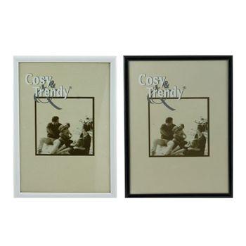 Cosy & Trendy Cadre Photo Types Black/white 18x24cm