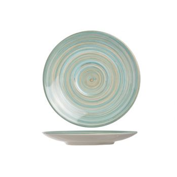Cosy & Trendy Turbolino Bleu Sous-tasse D17cm