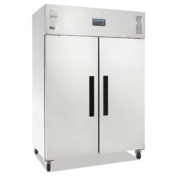 Armoire réfrigérée positive GN double porte Polar Série G 1200L