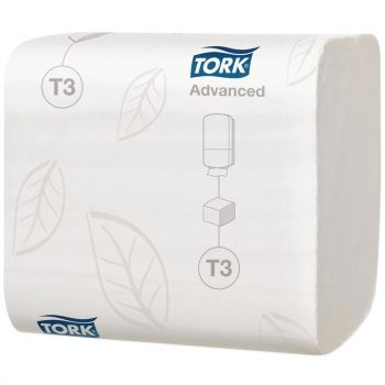 Paquet papier hygiénique blanc Tork