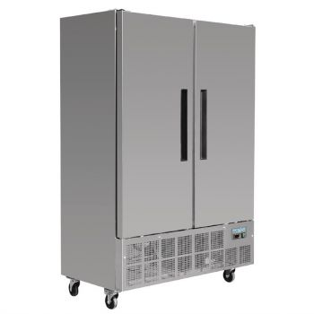 Armoire réfrigérée négative 2 portes 960L Polar Série G