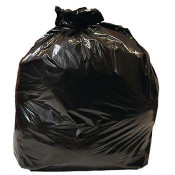 Sacs poubelle noirs utilisation courante Jantex 90L
