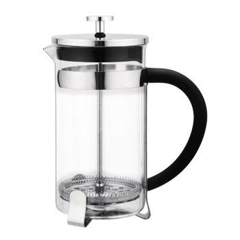Cafetière à piston en acier inoxydable Olympia 3 tasses