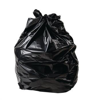 Sacs poubelle noirs Jantex 25L x500