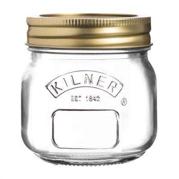 Bocal à conserves couvercle vis Kilner 250ml