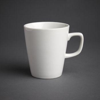 Tasses mugs à café latte Athena Hotelware 397ml